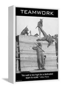 Teamwork by Wilbur Pierce