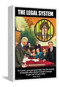 The Legal System by Wilbur Pierce