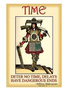 Time by Wilbur Pierce