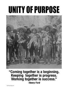 Unity of Purpose by Wilbur Pierce