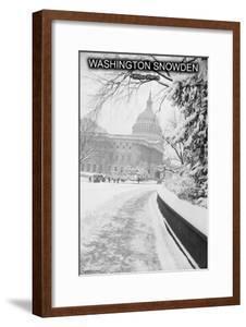 Washington Snowden by Wilbur Pierce