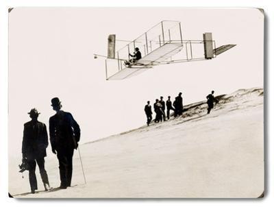 Wilbur Wright biplane aviation