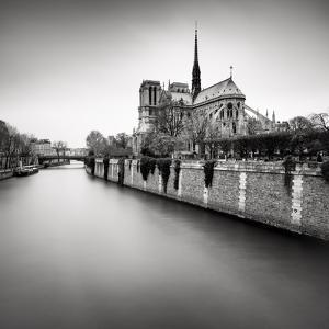 Notre Dame Ii by Wilco Dragt