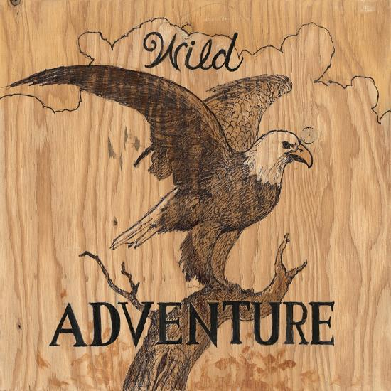Wild Adventure-Arnie Fisk-Art Print