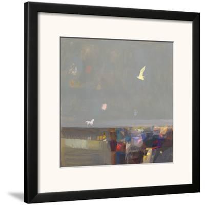 Wild and Free-Ele Pack-Framed Giclee Print