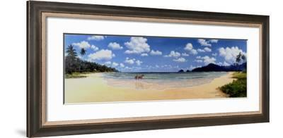 Wild And Free-Bill Makinson-Framed Giclee Print