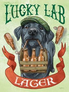 Beer Dogs V by Wild Apple Portfolio