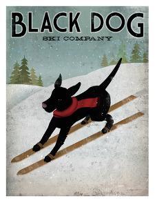 Black Dog Ski by Wild Apple Portfolio