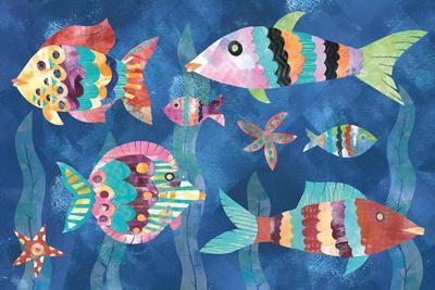 Boho Reef Fish III