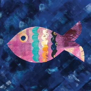 Boho Reef III by Wild Apple Portfolio