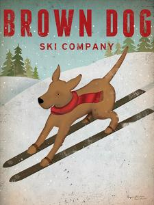 Brown Dog Ski Co by Wild Apple Portfolio