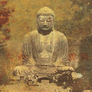 Buddha Statue, Kamakura Japan by Wild Apple Portfolio