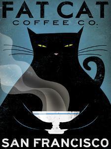 Cat Coffee by Wild Apple Portfolio
