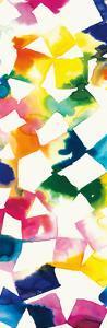 Colorful Cubes III by Wild Apple Portfolio