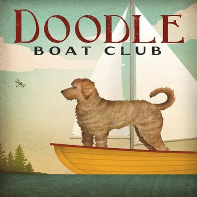 Doodle Boat Club by Wild Apple Portfolio
