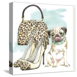 Glamour Pups IV by Wild Apple Portfolio