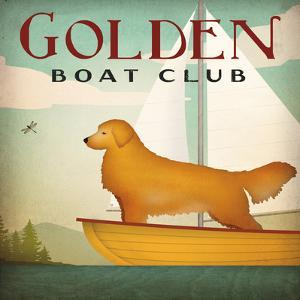 Golden Boat Club by Wild Apple Portfolio