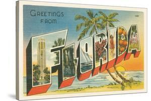 Greetings from Florida v2 by Wild Apple Portfolio