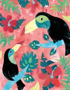 Jungle Jive I Dark by Wild Apple Portfolio