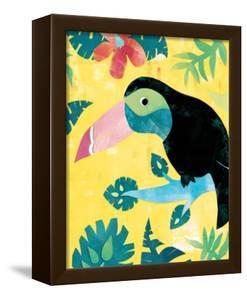 Jungle Jive I Toucan Yellow by Wild Apple Portfolio