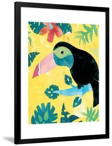 Jungle Jive I Toucan Yellow by Wild Apple Portfolio