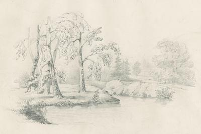 Lakeside Sketch