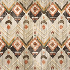 Natural History Lodge Southwest Pattern VI by Wild Apple Portfolio