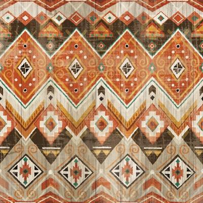 Natural History Lodge Southwest Pattern VIII by Wild Apple Portfolio