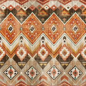 Natural History Lodge Southwest Pattern VIII by Wild Apple Portfolio