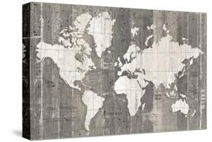 Old World Map Neutral by Wild Apple Portfolio