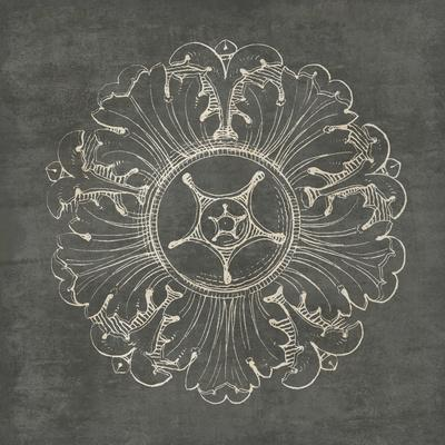 Rosette VI Gray