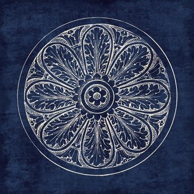 Rosette VIII Indigo