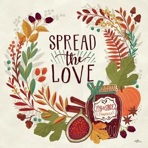 Spread The Love Ii by Wild Apple Portfolio