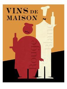Vins de Maison by Wild Apple Portfolio