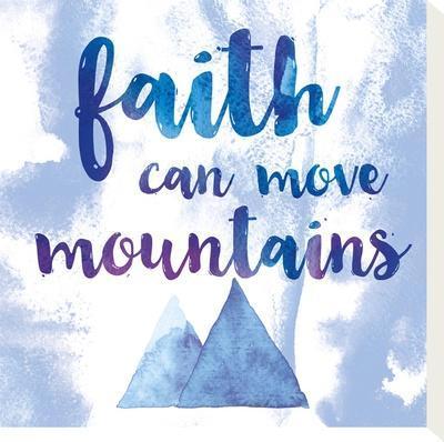 Words Of Faith Ii by Wild Apple Portfolio