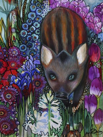 Wild Boar-Oxana Zaika-Giclee Print