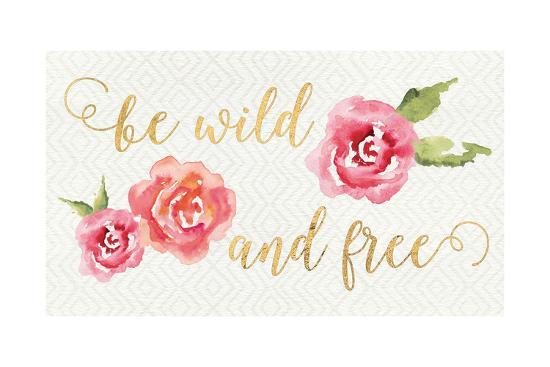 Wild Bohemian V Special-Jess Aiken-Art Print