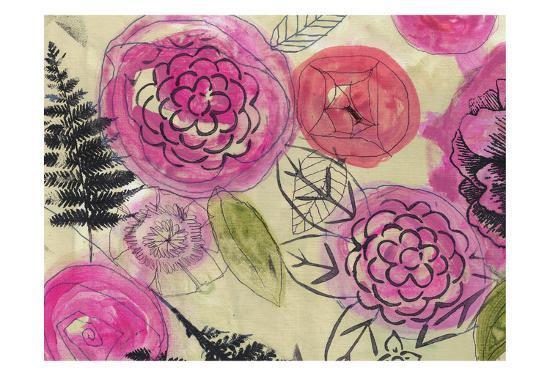 Wild Bouquet 2-Smith Haynes-Art Print
