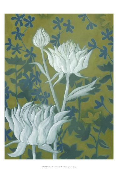Wild Chrysanthemums II-Grace Popp-Art Print