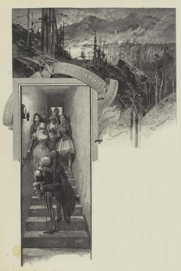 Wild Darrie-Charles Auguste Loye-Giclee Print