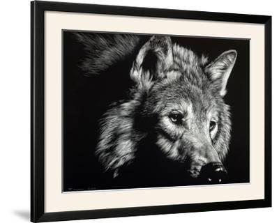 Wild Eyes-Julie Chapman-Framed Photographic Print