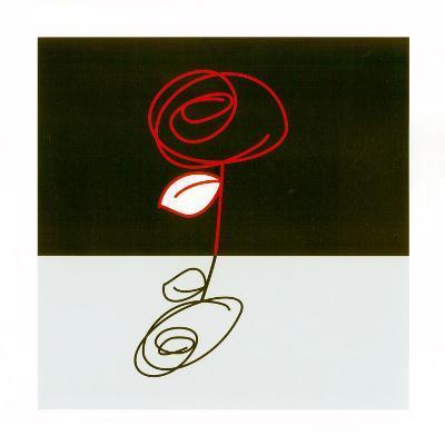 Wild Flower IV-Fraga-Art Print