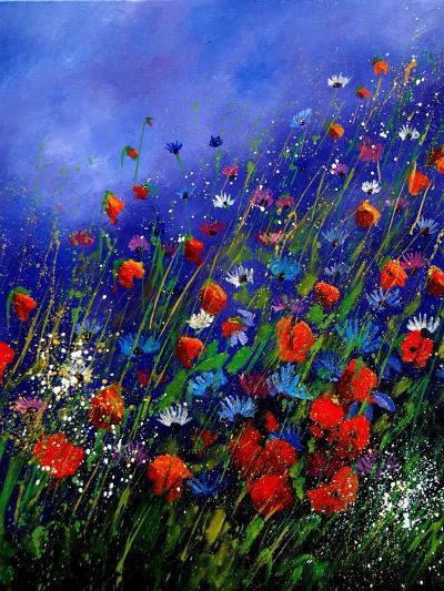 Wild Flowers 789070-Pol Ledent-Art Print