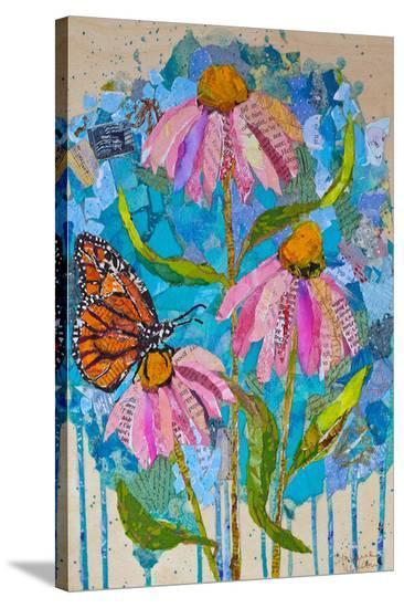 Wild Flowers2--Stretched Canvas Print