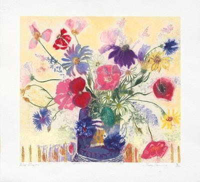 Wild Flowers-Jenny Deveraux-Limited Edition