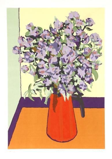 Wild Flowers-Phyllis Sussman-Limited Edition