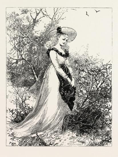 Wild Flowers--Giclee Print