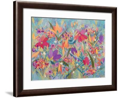 Wild Flowers-Sue Davis-Framed Giclee Print