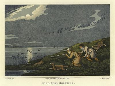 Wild Fowl Shooting-Henry Thomas Alken-Giclee Print