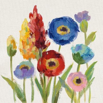 Wild Garden I-Silvia Vassileva-Art Print